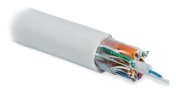 Hyperline UUTP50M-C5-S24-IN-PVC-GY